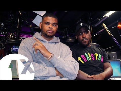 K Trap - Voice Of The Streets Freestyle (Part 2) W/ Kenny Allstar on 1Xtra