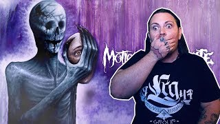 Motionless In White   Holding On To Smoke [Official Audio] | REACTION