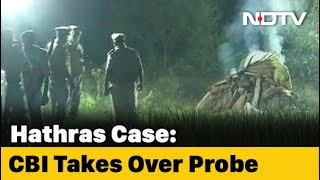 CBI Takes Over Hathras Probe From UP Police - Download this Video in MP3, M4A, WEBM, MP4, 3GP