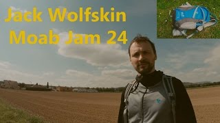 Jack Wolfskin moab jam 24 bike backpack review  [English]