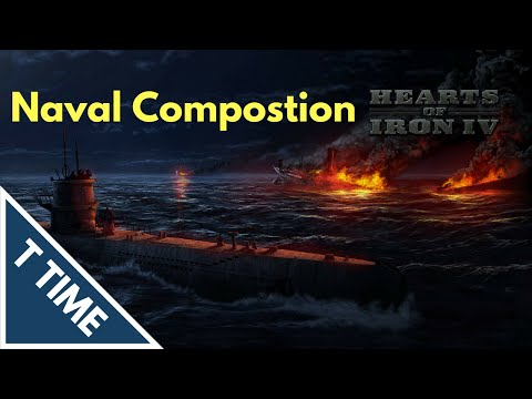 HOI4 Naval Fleet Composition--How To