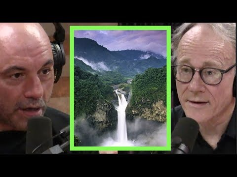 Joe Rogan a Graham Hancock o záhadách Amazonie