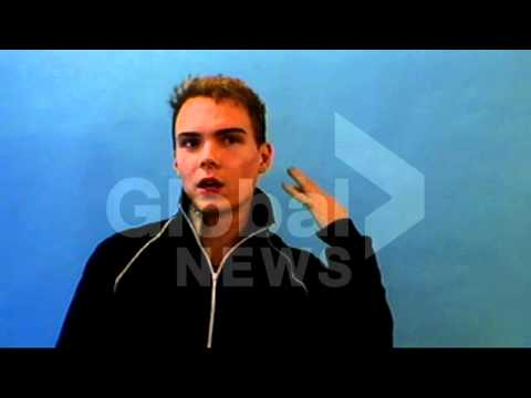 EXCLUSIVE VIDEO: Luka Magnotta auditions for plastic surgery show
