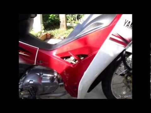 60th Yamaha Spark Nano ขาว-แดง.wmv