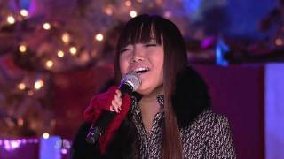 Charice: Grown-Up Christmas List — 2010 Rockefeller Center Tree Lighting Ceremony