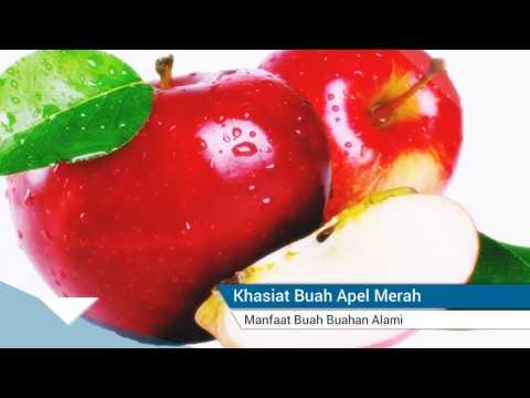 Video Khasiat Buah Apel Merah Untuk Kesehatan