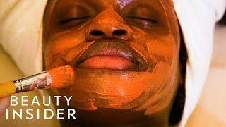 Custom Facial Uses Pumpkin To Reduce Acne Scars