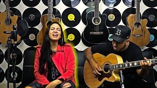 Melim   GELO (cover) Feat: Ana Mazza
