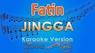 Fatin   Jingga (Karaoke) | GMusic