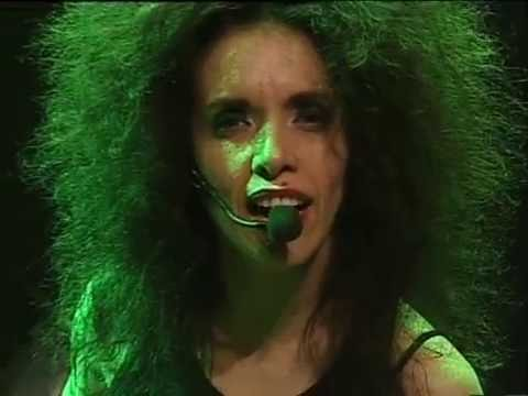Andrea Alvarez video Brindemos (Con Lito Vitale) - Escenario Alternativo  2006