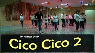 """Video thumbnail of """"CICO CICO 2 - coreo Hantos Djay - Balli di Gruppo 2018"""""""
