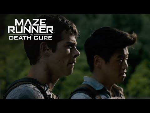 Maze Runner: The Death Cure Movie Trailer