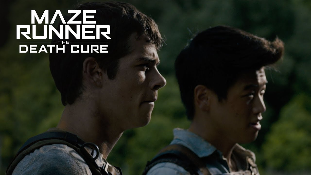 Maze Runner: The Death Cure - Maze In The Maze