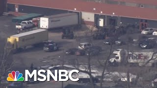 Active Shooter Reported In Aurora, Illinois, Manufacturing Company   Velshi & Ruhle   MSNBC