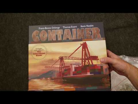 Container Jumbo - Whats in the Box?