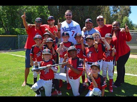 Simi Youth Baseball Matadors 2017 Pinto Champions - Christian Haupt
