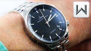 Sinn Frankfurt Financial District (6033) Dual Time/GMT Luxury Watch Review