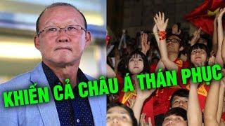 Ông Park Từ Bỏ Bạc Tỷ Để Làm Điều Này Cho VN Khiến Cả Châu Á Thán Phục, CĐV Cảm Động Rơi Nước Mắt