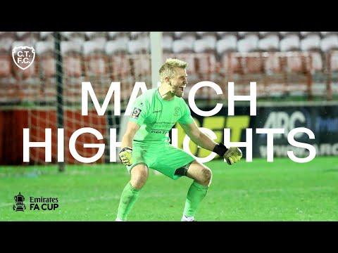 Ebbsfleet United vs Chippenham Town | Emirates FA ...