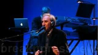 Franco Battiato, La cura, live at Barbican London