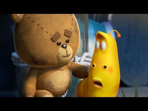 LARVA - TEDDY LARVA | Cartoon Movie | Cartoons For Children | Larva Cartoon | LARVA Official