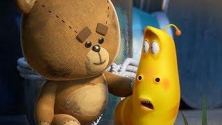 LARVA - TEDDY LARVA | Cartoon Movie | Cartoons For Children | Larva Cartoon | LARVA Official