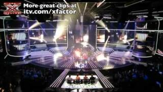 Cher Lloyd sings Hard Knock Life - The X Factor Live show 2