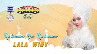 Lala Widy - Rohman Ya Rohman ( Official Music Video )