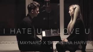 Connor Maynard & Samantha Harvey - I Hate U I Love U (Bachata Remix)