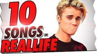 Songs in Reallife!