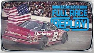 NASCAR Classic Race Replay: 2001 MBNA Cal Ripken, Jr. 400 | Dover International Speedway