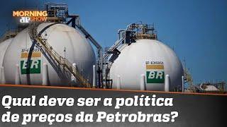 Tempestade econômica: o tombo da Petrobras no mercado | Morning Show