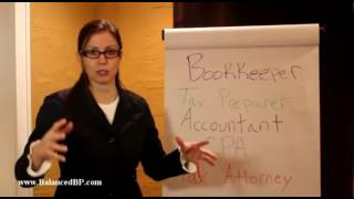 What is the difference between a bookkeeper, accountant, and CPA?
