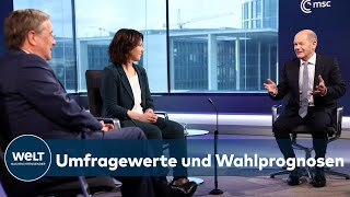 """BUNDESTAGSWAHL: """"Es ist sehr schwierig einen Trend kurz vor der Wahl umzudrehen"""" I WELT Interview"""