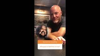 Matt Mangano Instagram Stories Q & A