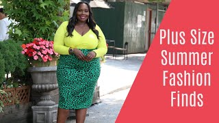 3d024824b7ef5 HUGE Plus Size Summer Fashion Haul (2019)