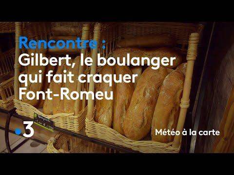 Gilbert, le boulanger qui fait craquer Font-Romeu - Météo à la carte
