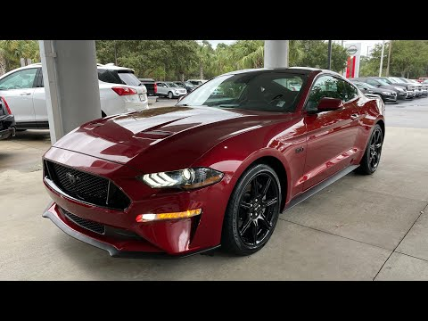 Pre-Owned 2019 Ford Mustang GT Fastback