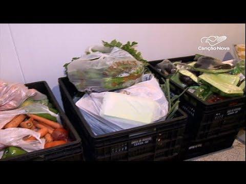 Conscientizar população sobre o desperdício de alimentos