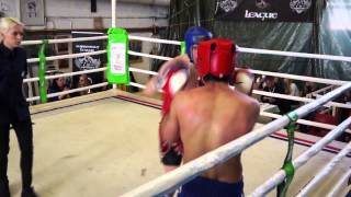 Supremacy Amateur League IV - Sasa Dimitrijevic vs Erik Lehman