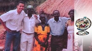 Obama's Roots Lie In A Humble Kenyan Village (2008)