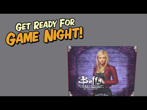 Get Ready for Game Night! How to play Buffy the Vampire Slayer