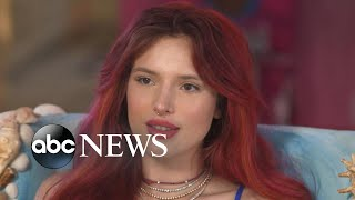 'Midnight Sun' star Bella Thorne on showing the world who she really is
