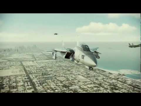 Ace Combat: Assault Horizon Promo