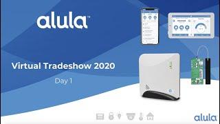 Alula Virtual Tradeshow Day 1 video replay