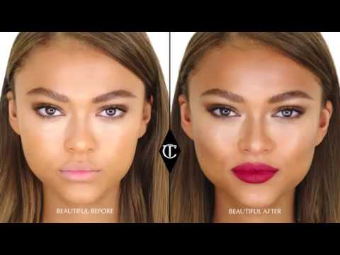 Old Hollywood Glamour Makeup Tutorial | Charlotte Tilbury