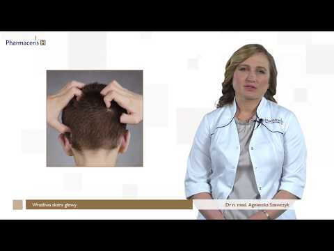 Zapobiega wypadaniu włosów