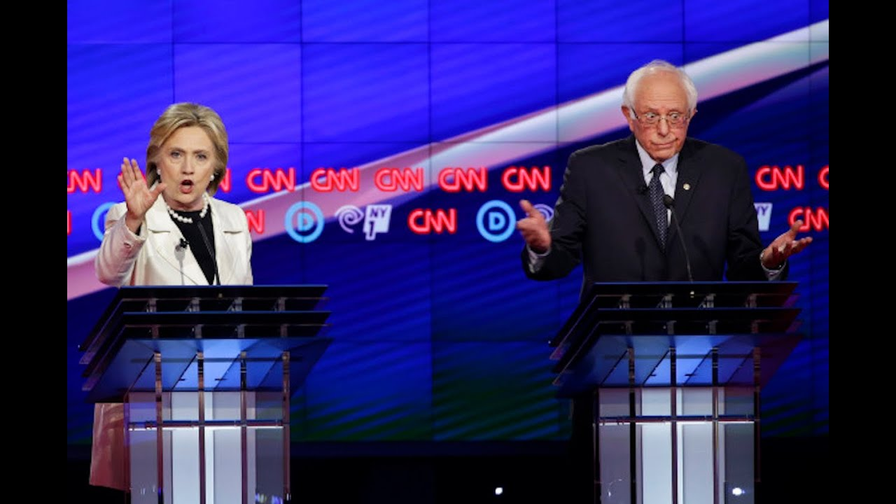 Hillary Clinton Backs Out Of Debate With Bernie Sanders thumbnail