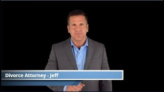 Divorce Attorney - Jeff