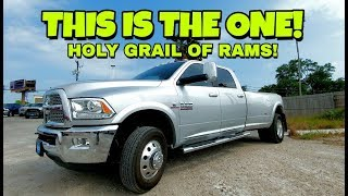 Best 2018 RAM DUALLY package for heavy towing!  You'll see why! Part 1